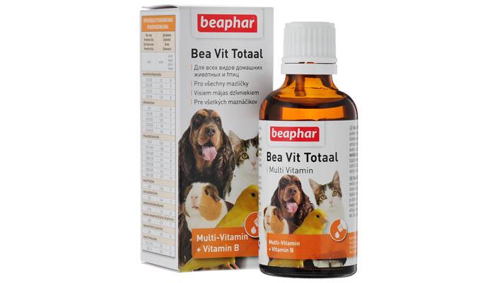 Витамины для взрослых собак и щенков Beaphar